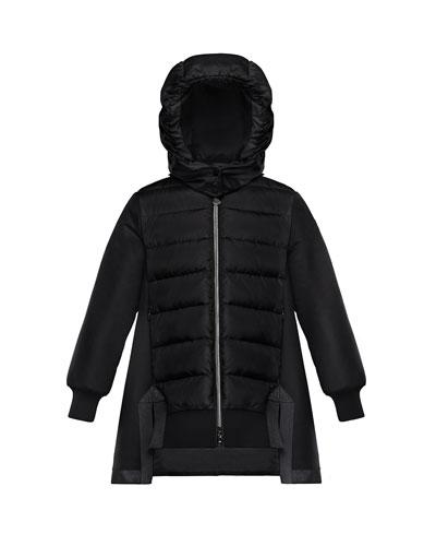 1790b781c Sizes 7-14 Girls' Outerwear : Puffer Coats & Vests at Bergdorf Goodman