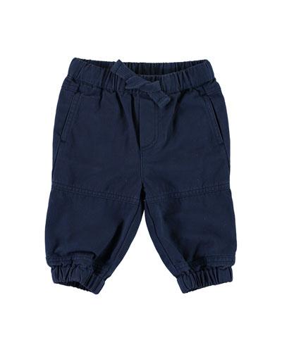 Boy's Cotton Cargo Pants  Size 6-36 Months