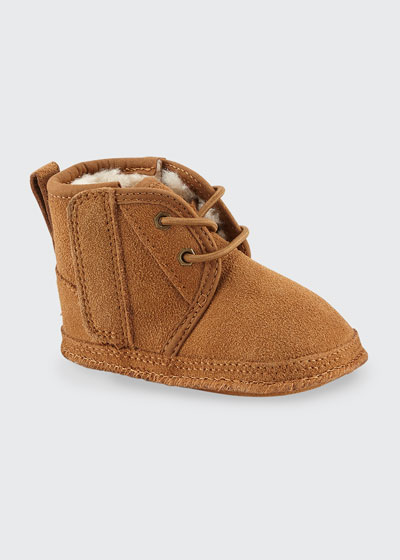 Neumel Suede Boots  Baby/Kids