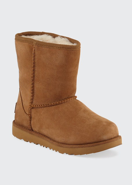 Classic Short II Suede Boots, Baby/Toddler