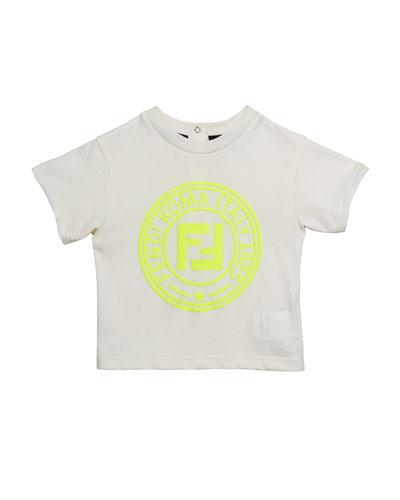 Boy's Logo T-Shirt  Size 12-24 Months