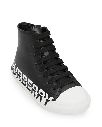 Larkhall Leather High-Top Sneaker  Toddler/Youth Sizes 10T-4Y