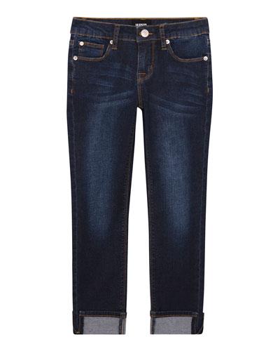 Girls' Teagan Ankle Crop Jeans  Size 7-16