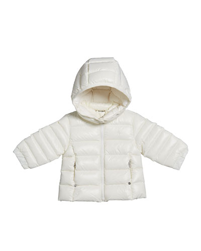 Girl's Dull Momentum Down Quilted Jacket  Size 6-24 Months
