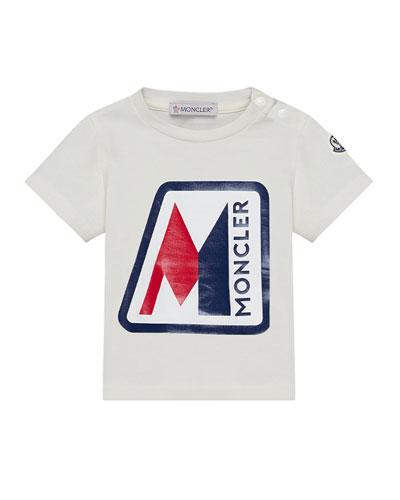 Short-Sleeve Logo Graphic T-Shirt  Size 6 months-3
