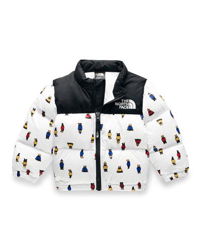 Infant 1996 Retro Nuptse Down Jacket  Size 6-24 Months