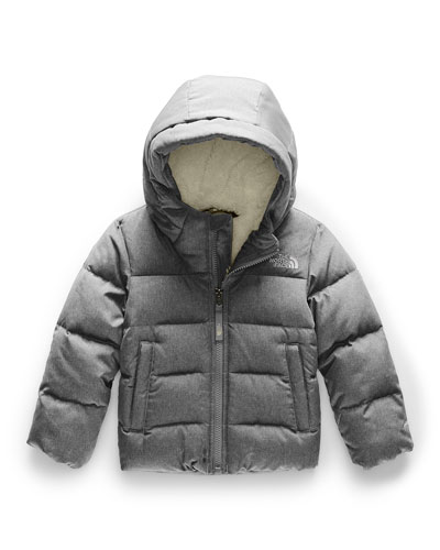 Toddler Moondoggy Down Jacket, Size 2-4T