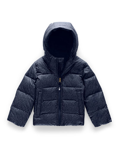 Toddler Moondoggy Down Jacket  Size 2-4T