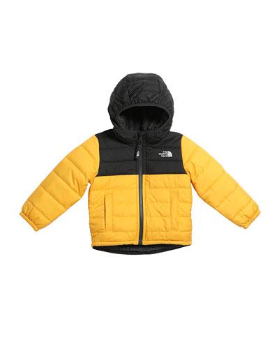 Mount Chimborazo Reversible Hooded Jacket  Size 2-4T