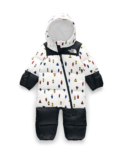 Infant Nuptse One Piece, Size 6-24 Months