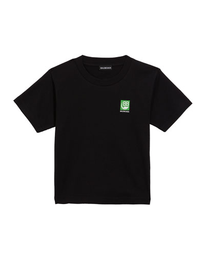 Kid's Eco Loco Short-Sleeve T-Shirt  Size 4-10