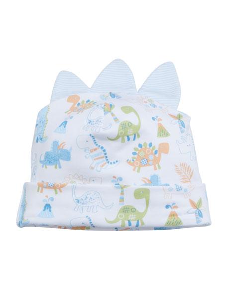 Dino Dash Pima Baby Hat