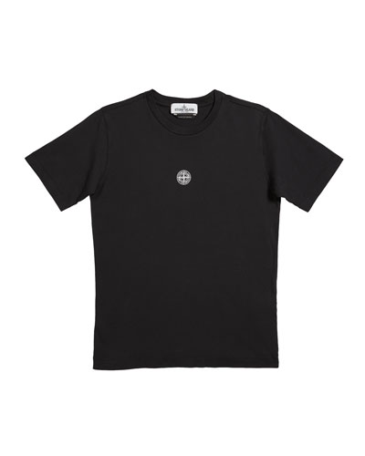 Boy's Logo & Desert Short-Sleeve Tee  Size 10