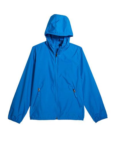 Boy's Flurry Wind Hoodie Jacket  Size XXS-XL