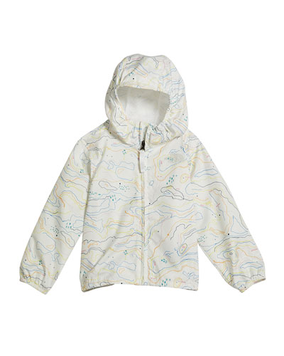 Boy's Flurry Wind-Resistant Hooded Jacket  Size 6-24 Months