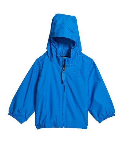 Girl's Flurry Wind-Resistant Hooded Jacket  Size 4T-3