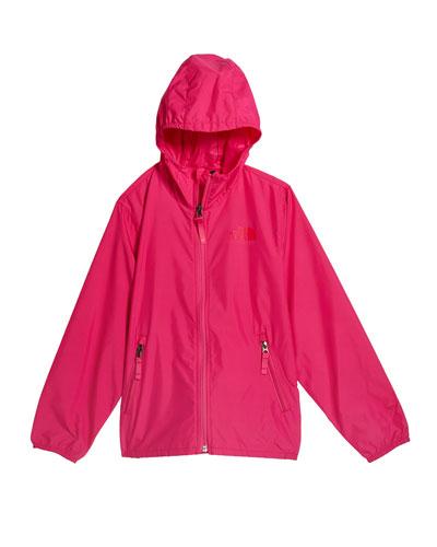 Girl's Flurry Wind Hoodie Jacket  Size XXS-XL