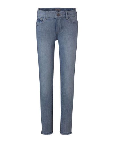 Girl's Chloe Skinny Denim Jeans  Niagara  Size 2-6