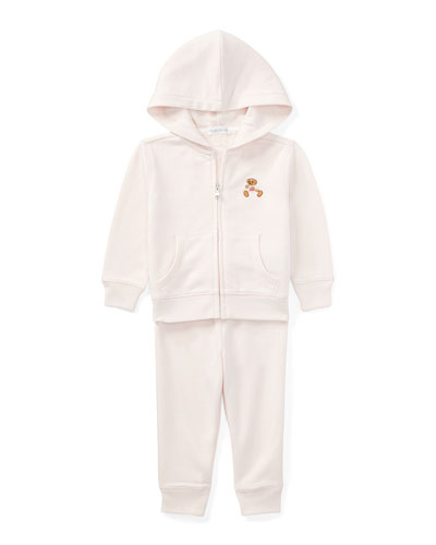 Atlantic French Terry Jogger Set  Size 3-24 Months