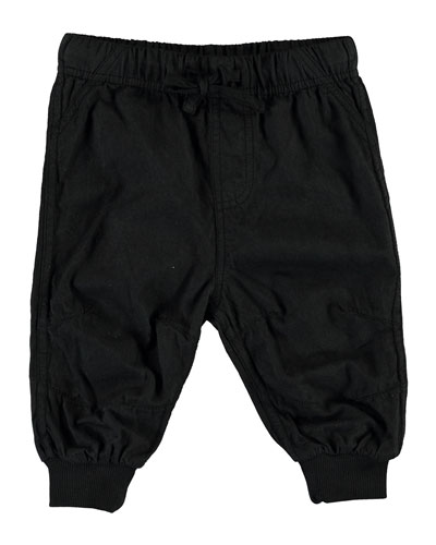 Boy's Shay Woven Pants  Size 6-24 Months