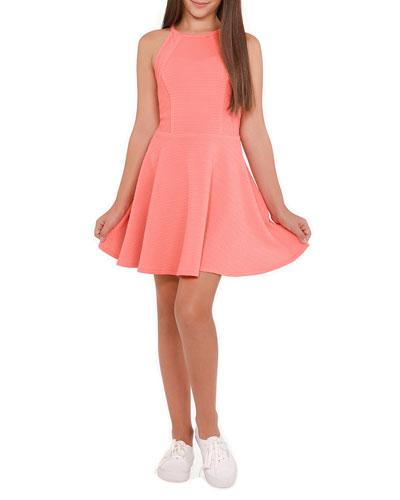 The Jodi Sleeveless Dress  Size S-XL