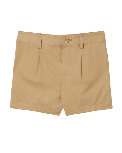 Shane Twill Shorts, Size 6 Months-2