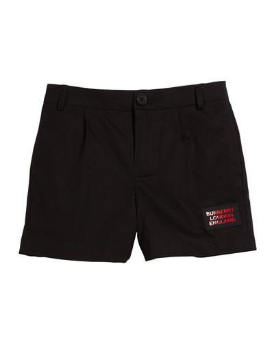 Boy's Shane Patch Shorts  Size 3-14