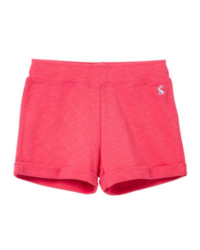 Girl's Kittiwake Knit Shorts  Size 2-10