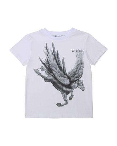 Boy's Griffin Unicorn Graphic T-Shirt, Size 4-10