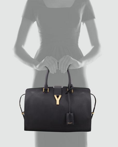 New Cabas Chyc Medium Tote Bag, Black