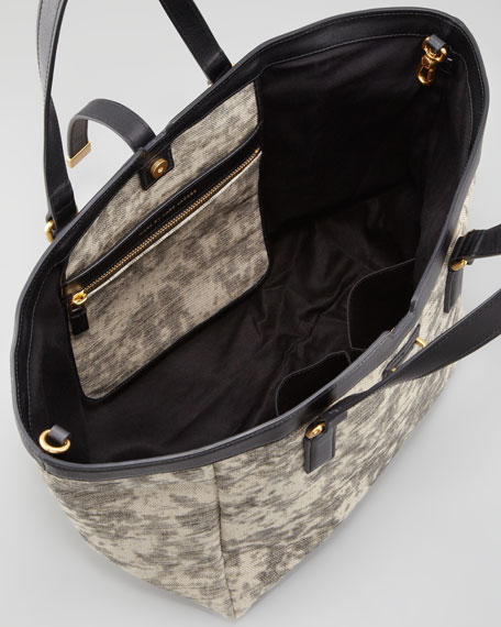 Nat Select Distressed Tote Bag