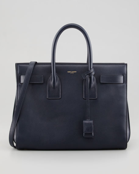Sac de Jour Small Carryall Bag, Navy