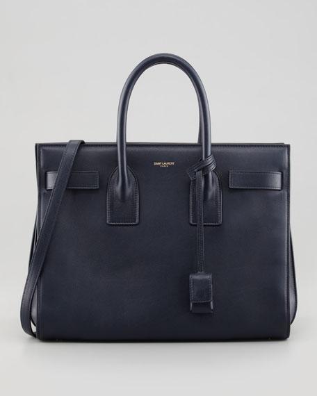Sac de Jour Small Carryall Bag, Navy