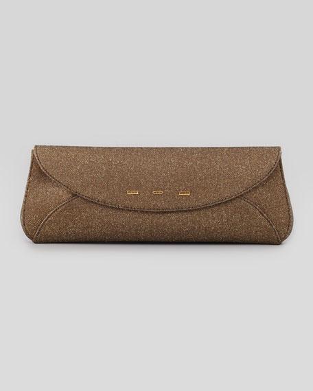 Martini Sparkle Clutch Bag, Gold
