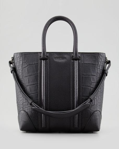 Givenchy Lucrezia Medium Stamped Shopper Tote 3ac61abdff914