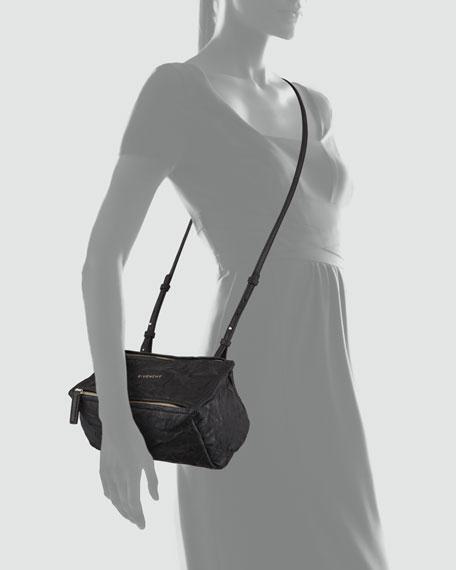 Pandora Old Pepe Mini Crossbody Bag, Black
