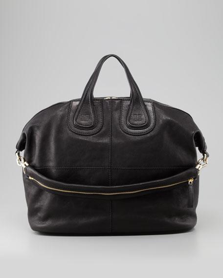 b1b0cb29ae Givenchy Nightingale Zanzi Large Satchel Bag