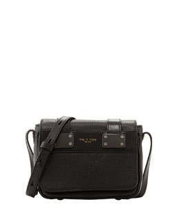 Rag & Bone Mini Pilot Crossbody Bag, Black