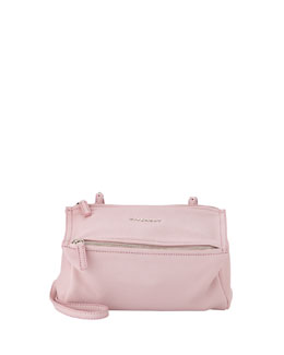 Givenchy Pandora Mini Sugar Crossbody Bag, Petal