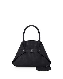 Ai Extra-Small Messenger Bag, Black