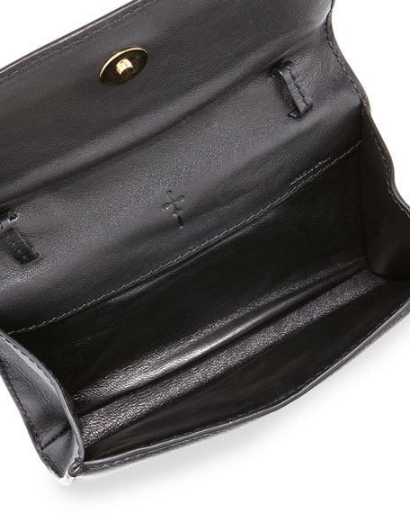 Fabricca Mini Shoulder Bag, Black
