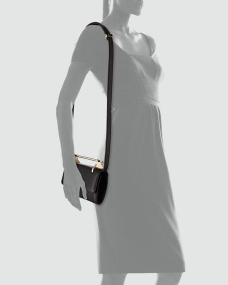 Fabricca Mini Shoulder Bag, Black