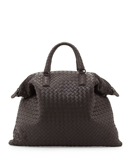 5829b3f5705c Bottega Veneta Convertible Woven Tote Bag