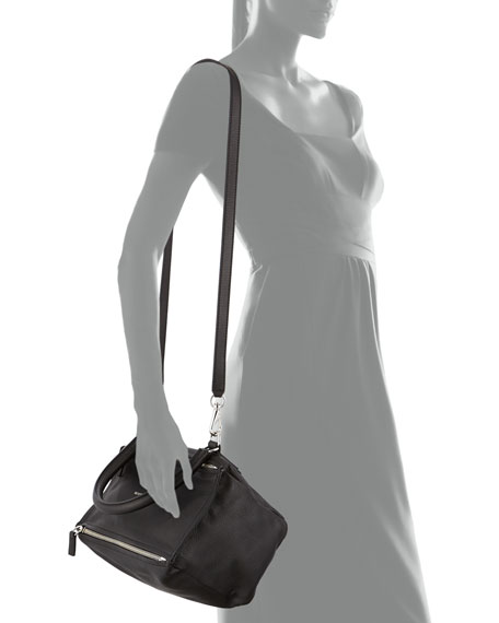 Pandora Small Leather Shoulder Bag