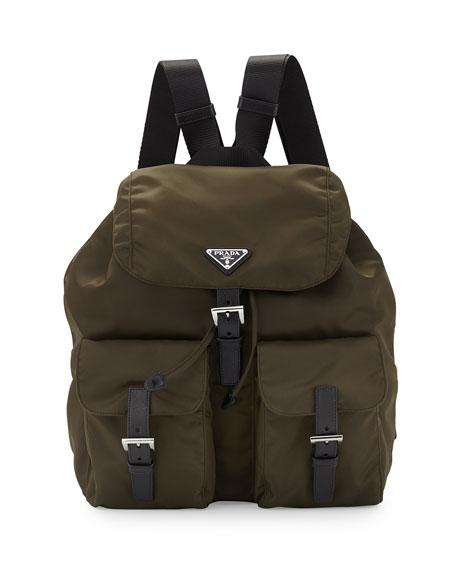 Prada Backpack Green