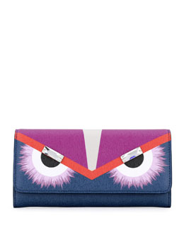 Continental Monster Wallet
