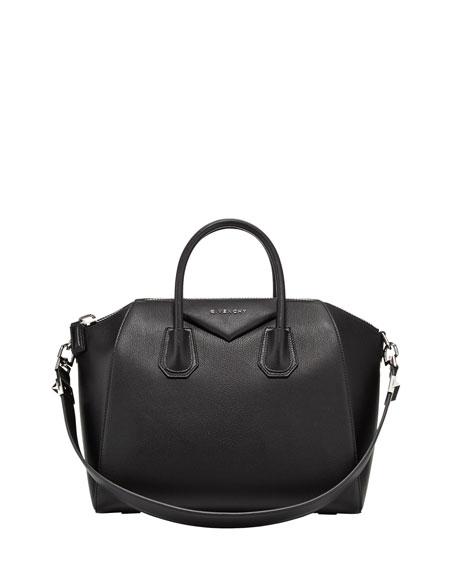5400d8c6e919 Givenchy Antigona Medium Leather Satchel Bag
