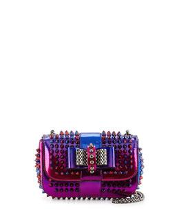 Sweet Charity Scarabe Spike Mini Bag, Rose/Red