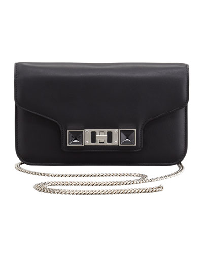 PS11 Chain Wallet, Black