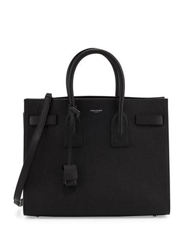 Sac de Jour Small Carryall Bag, Noir